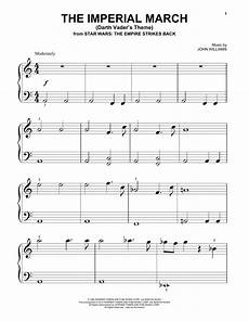 the imperial march darth vader s theme sheet music williams big note piano