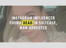 Instagram Influencer Found Dead,Instagram influencer Alexis Sharkey found dead near,Influencer death|2020-12-05