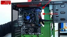 pc kabel verstecken pc kabel management computer neu verkabeln und kabel sauber verlegen verstecken mit 4k
