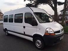 renault master 17 seater minibus 2007 no vat in romford