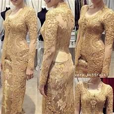 30 Model Gamis Tuk Pesta Fashion Modern Dan Terbaru