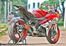 Modifikasi Motor R15 2018 by Modifikasi Yamaha R15 Paling Keren Terbaru 2019 Otomaniac