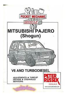 book repair manual 2002 mitsubishi pajero user handbook mitsubishi pajero shogun shop manual service repair 1993