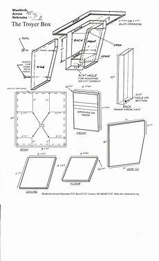 bluebird house plan bluebird house plans texas pdf woodworking