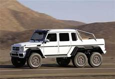 mercedes g63 amg 6x6 is the ultimate road rager