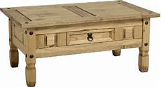 Mercer S Furniture Table Basse Corona Bois