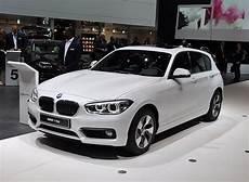 genf 2015 bmw 1er f20 facelift automobil