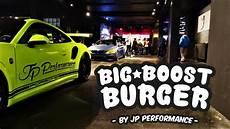 Jp Performance Big Boost Burger