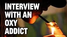 pille und rauchen with an oxy addict
