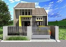 Gambar Model Rumah Atap Miring Interior Rumah