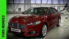 new ford mondeo review youtube