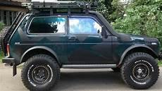 2075 Lada Niva 4x4 Sport Tuning Russian Cars