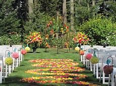 the backyard gardener outdoor garden wedding