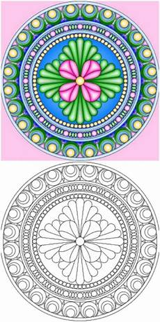 mandala coloring pages free 17945 15 amazingly relaxing free printable mandala coloring pages for adults diy crafts