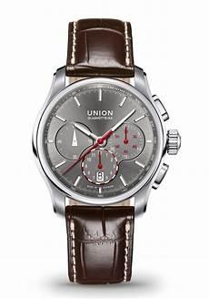 union glashütte uhren union glash 252 tte sa belisar chronograph automatik nur 2
