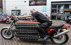 Das Schnellste Motorrad Der Welt Schneller Als Ein Glonte