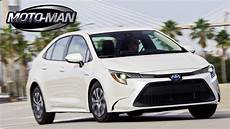 when will the 2020 toyota corolla be available 2020 toyota corolla hybrid hev sedan drive review