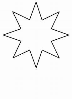 Sterne Malvorlagen Sterne Vorlage Mit Bildern Sterne Zum Ausdrucken