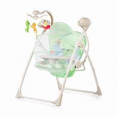 baby electric swing electric baby swing and bouncer chipolino tropicana