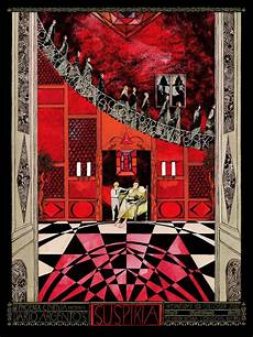 inside the rock poster frame blog suspiria malleus dario argento series movie poster plus landland