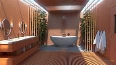mod 233 lisation et animation d une salle de bain zen moderne