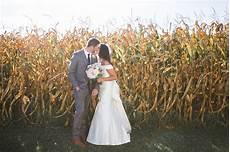 family farm wedding with a cornfield ceremony photo gallery
