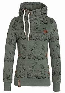 naketano darth im spessart iii hooded sweatshirt for
