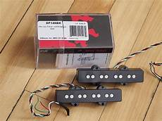 dimarzio ultra jazz bp149bk hum cancelling j bass neck and reverb