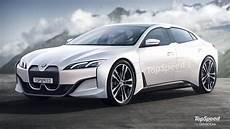 2020 bmw i4 top speed