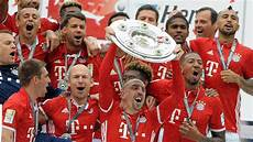 German Chion Season 2015 2016 Fc Bayern Munich