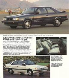 old cars and repair manuals free 1987 subaru brat seat position control click on image to download complete subaru leone dl gl loyale omega l series gl 10 rx