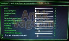 tire pressure monitoring 2003 audi a4 head up display a4 b8 activer le contr 244 le de la pression des pneus tpms ankk vagcom