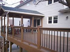 how to cover your deck patio or porch for any price by archadeck st louis decks screened