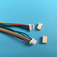 10 sets jst sh 1 0mm 5 connector plug with wire 100mm ebay