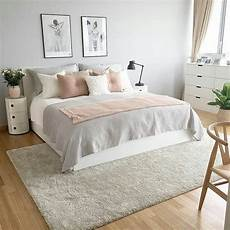 Pink Grey And White Room