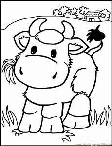 Ben Und Malvorlagen Anak Malvorlagen Fur Kinder Ausmalbilder Kuh Kostenlos Page