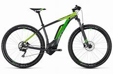 cube reaction hybrid pro 500 2018 electric mountain bike