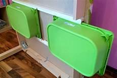 Ikea Hack Unser Diy Basteltisch F 252 R Kinder Crafts Table
