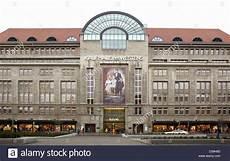 kadewe department store in berlin stock photo royalty