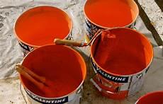 Nettoyer Un Pinceau Rouleau De Peinture Comment Peindre