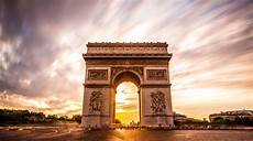 Arc De Triomphe In Lonely Planet