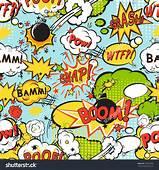 Comic Speech Bubbles Pop Art Style Stock Vector 234269782
