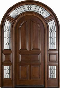 Big Entry Doors by Front Door Custom Single With 2 Sidelites Solid Wood