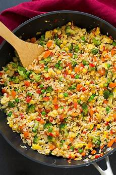 the best veg fried rice vegetarian fried rice cooking classy