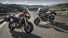 Eimca 2014 Introducing The Yamaha Mt 09 Tracer Fj 09