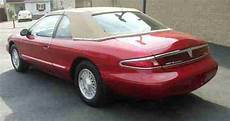 how to sell used cars 1997 lincoln mark viii electronic throttle control find used low mileage 1997 lincoln mark viii limited edition in connellsville pennsylvania