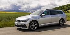 Volkswagen Passat Gte Erste Ausfahrt Im Phev Kombi