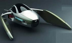 YEE Flying Car Concept  WordlessTech