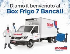 frigo box auto box frigo 7 bancali morini rent