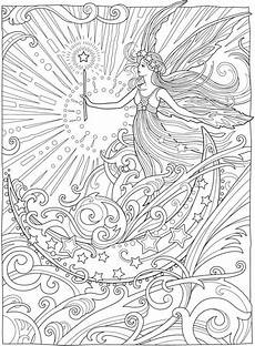 magical fairies coloring pages 16580 from creative magical fairies coloring book mandalas para colorir p 225 ginas para colorir